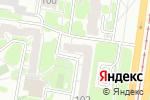 Схема проезда до компании Звезда Алтая в Барнауле
