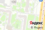 Схема проезда до компании Стрекоzа в Барнауле