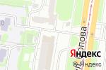 Схема проезда до компании Лит-ра в Барнауле