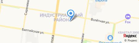 Я расту на карте Барнаула