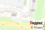 Схема проезда до компании Аскания-Риэлт в Барнауле