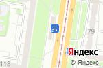 Схема проезда до компании Хмельной бочонок в Барнауле