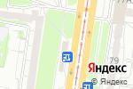 Схема проезда до компании Альф в Барнауле