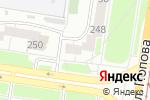 Схема проезда до компании Здоровье в Барнауле