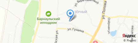 Сибирская стоматологическая компания на карте Барнаула