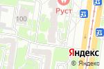 Схема проезда до компании Комп-АС в Барнауле