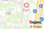 Схема проезда до компании Нотариус Дитятева Н.И. в Барнауле