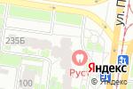 Схема проезда до компании Монолит, ТСЖ в Барнауле