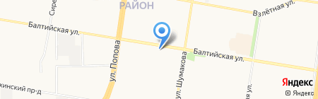 Software Development Group на карте Барнаула