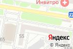 Схема проезда до компании Студия ногтевого сервиса в Барнауле