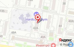 Тренажёрный зал «Hardcore Gym» в Барнауле по адресу ул. Балтийская, д.42а: цены, отзывы, услуги, расписание работы