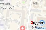 Схема проезда до компании Общественное объединение юристов Алтайского края в Барнауле