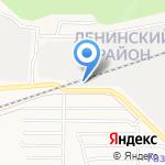 Мастер Шин на карте Барнаула
