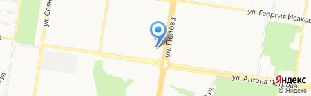 Здоровье на карте Барнаула