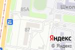 Схема проезда до компании Ярче! в Барнауле