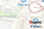Схема проезда до компании Магазин по продаже зоотоваров в Барнауле