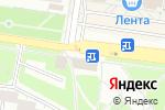 Схема проезда до компании Гриль №1 в Барнауле