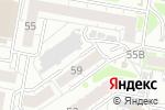 Схема проезда до компании 1000 мелочей в Барнауле