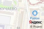 Схема проезда до компании Галантей в Барнауле
