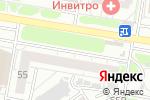 Схема проезда до компании Семья, КПК в Барнауле