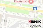 Схема проезда до компании Канцелярский магазин в Барнауле