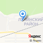 meat box на карте Барнаула
