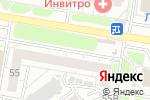 Схема проезда до компании Охота в Барнауле