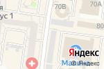 Схема проезда до компании Фонтан в Барнауле