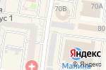 Схема проезда до компании Агроном в Барнауле
