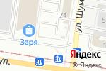 Схема проезда до компании Служба эвакуации в Барнауле