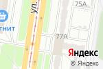 Схема проезда до компании Машенька в Барнауле