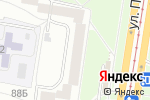 Схема проезда до компании Кристи в Барнауле