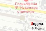 Схема проезда до компании Солнышко в Барнауле