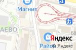 Схема проезда до компании Техногений в Барнауле
