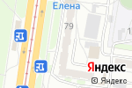 Схема проезда до компании ТСЖ №134 в Барнауле