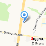 Удачник-Ярмарка семян на карте Барнаула