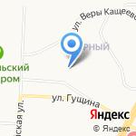 Крестьяночка на карте Барнаула