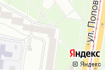 Схема проезда до компании Шэтл-фарм в Барнауле