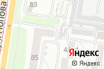 Схема проезда до компании Либерти в Барнауле