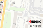 Схема проезда до компании Маргарита в Барнауле