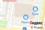 Схема проезда до компании Waffleboom в Барнауле