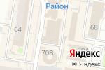 Схема проезда до компании Логистик Регион в Барнауле