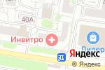 Схема проезда до компании Весенний, ТСЖ в Барнауле