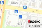 Схема проезда до компании Магазин товаров для сада в Барнауле