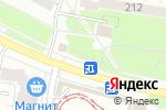 Схема проезда до компании Евросеть в Барнауле