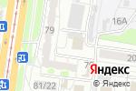 Схема проезда до компании ЖЭУ №31 в Барнауле