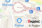 Схема проезда до компании Посуда град в Барнауле