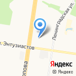 ЖЭУ №31 на карте Барнаула
