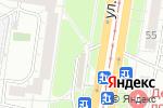 Схема проезда до компании Магазин разливного пива в Барнауле