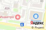 Схема проезда до компании Мастерская по пошиву и ремонту одежды в Барнауле